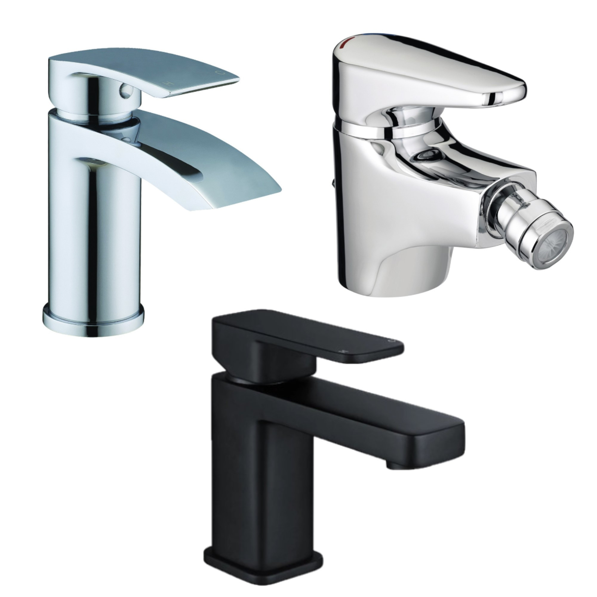 Featured Category Bathroom Taps Desktop/ Mobile