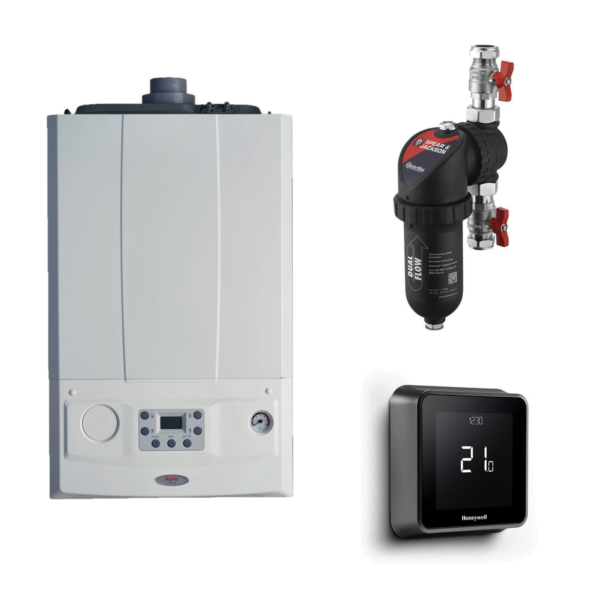 Featured Category Boilers Desktop/ Mobile