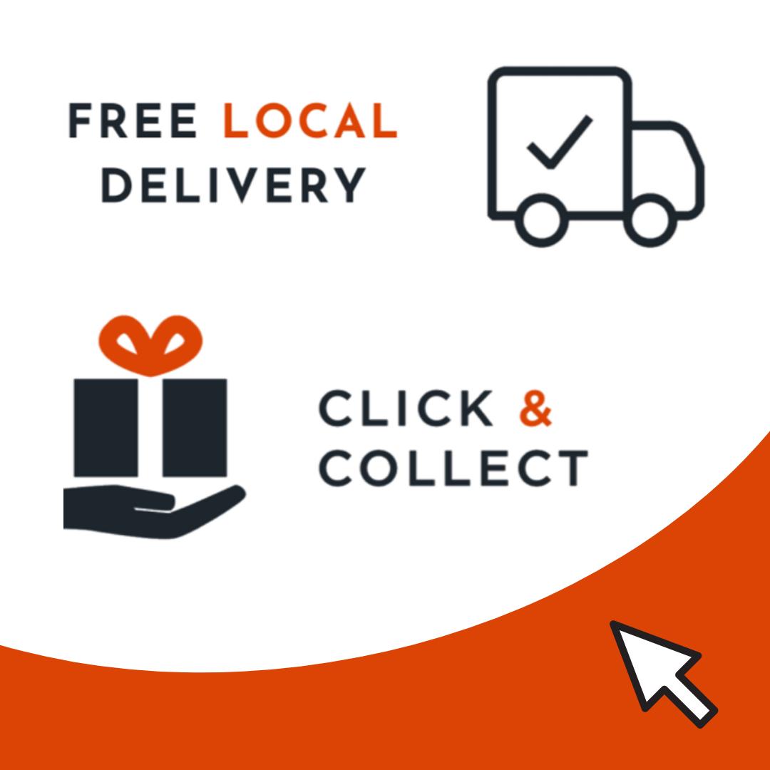 Del & Click & Collect | Desktop & Tablet