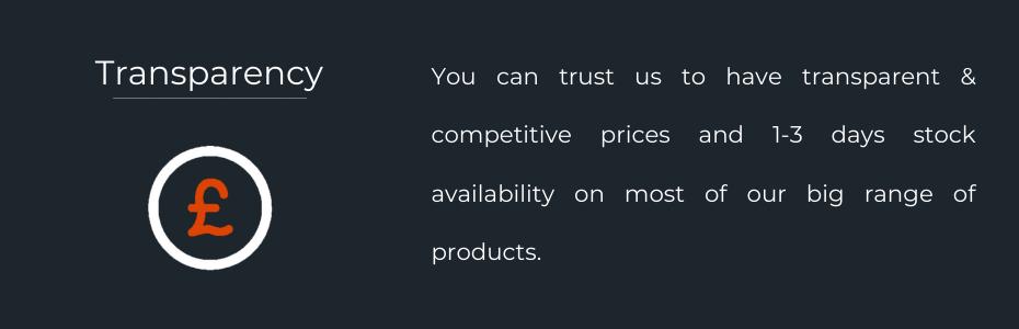 Price Transparency Tablet