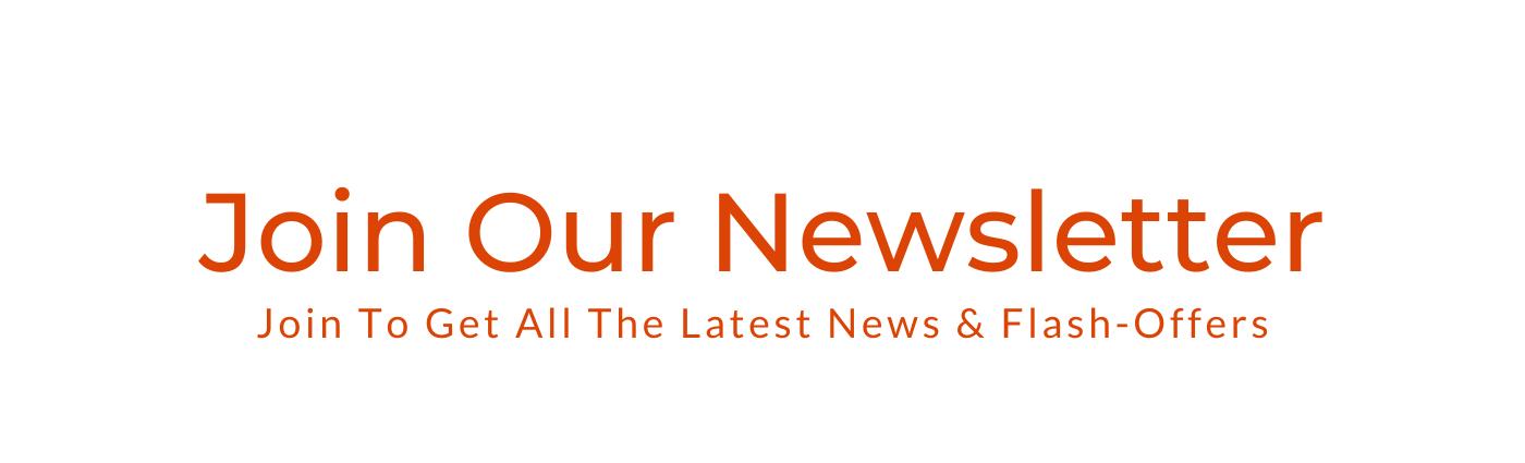 Join Newsletter Desktop/ Mobile