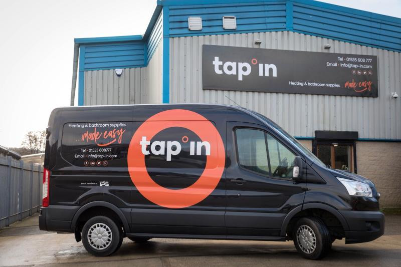 tap-in Supplies featured in Heating & Plumbing Monthly Magazine