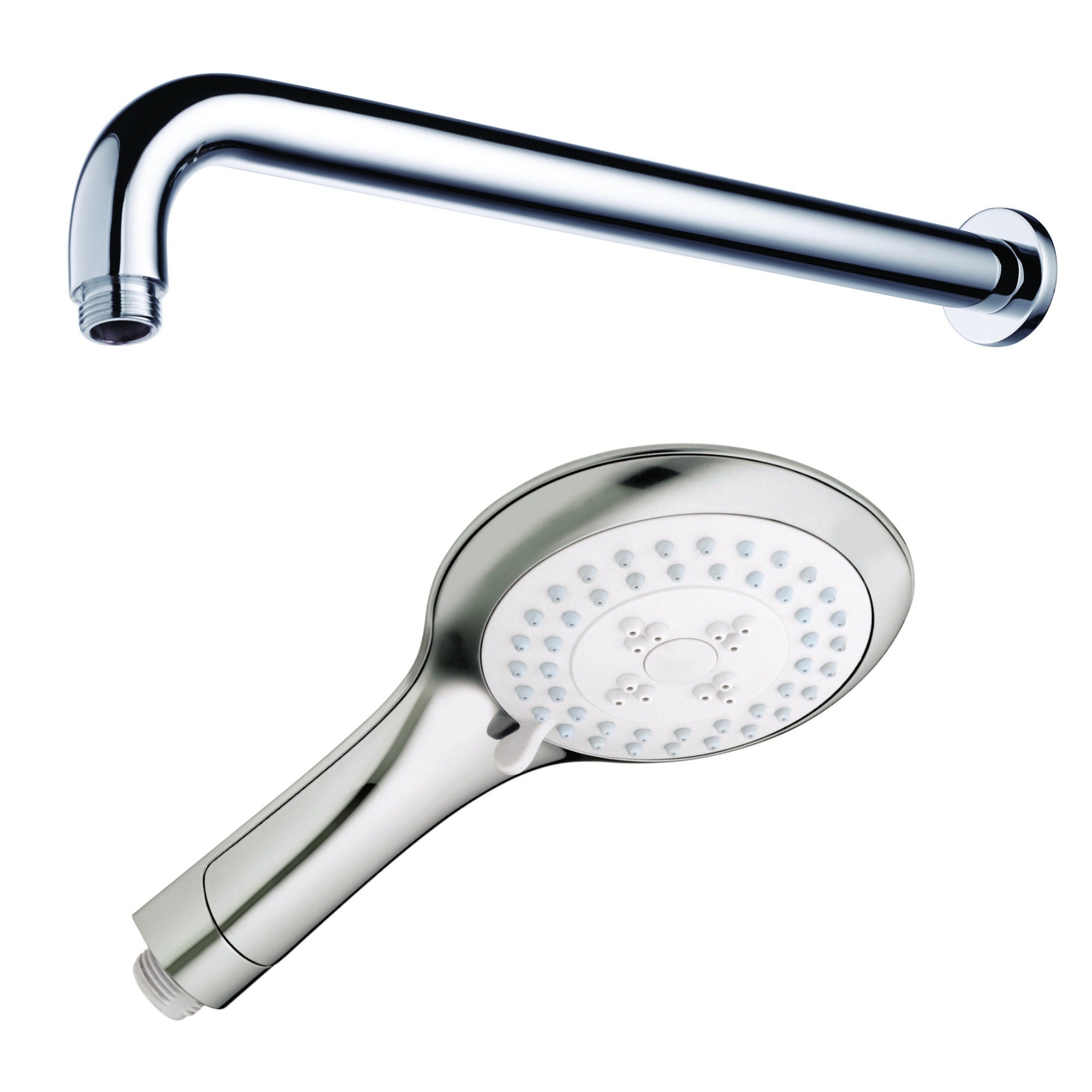 Shower Heads & Arms