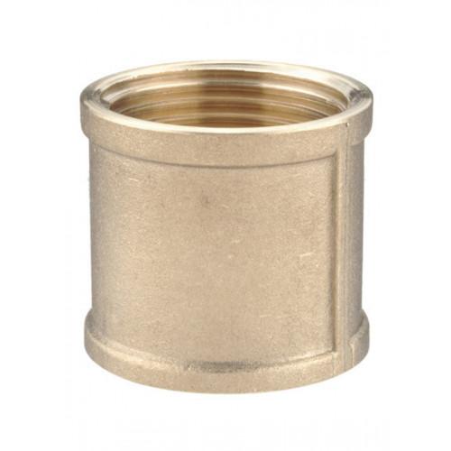 """Brass Female Socket - ½"""""""
