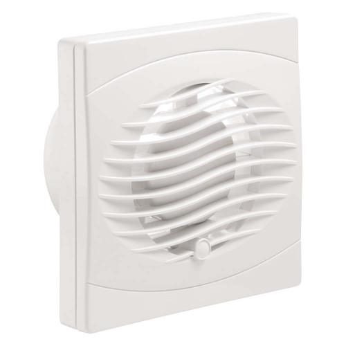 Bathroom Extractor Fan With Timer - 100mm