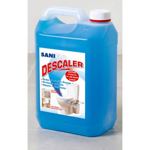 Saniflo 5Ltr Cleaner/Descaler
