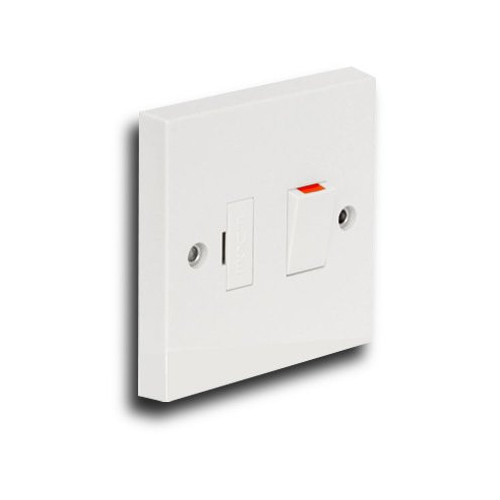 13A Switched Fused Connection Unit