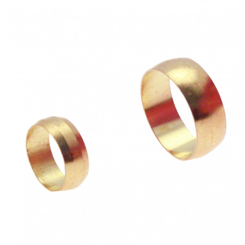 22mm Copper Olive