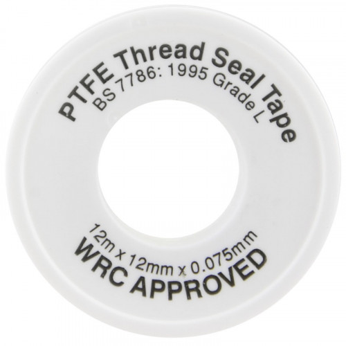 PTFE Thread Seal Tape - Water