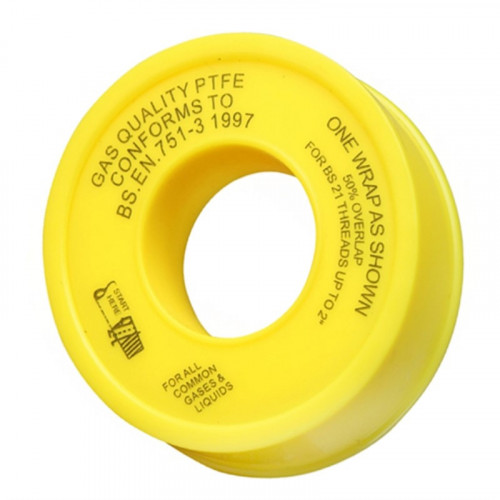 PTFE Thread Seal Tape - Gas