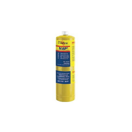 Hinton Map-Plus Gas Cylinder - 400g
