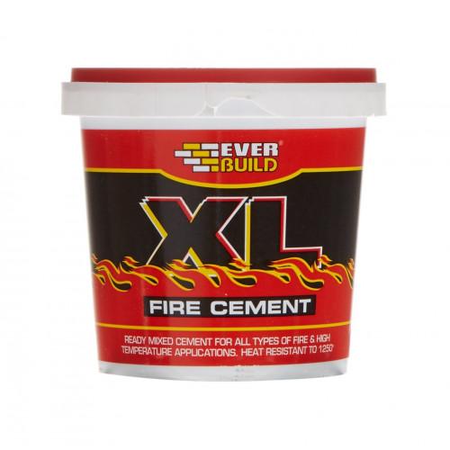 Everbuild XL Fire Cement - 1kg