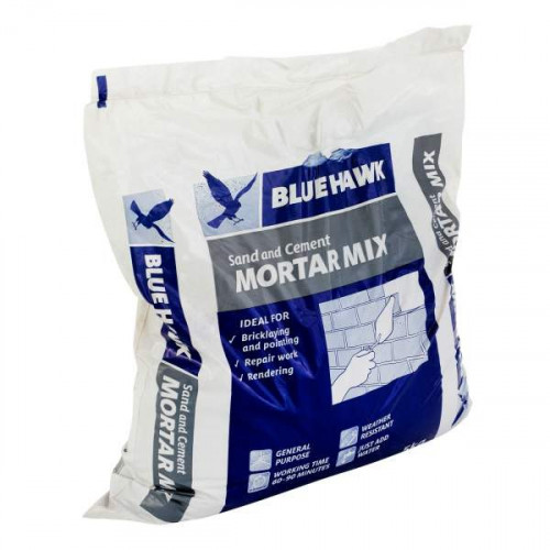 Blue Hawk Sand + Cement Mortar Mix - 5kg