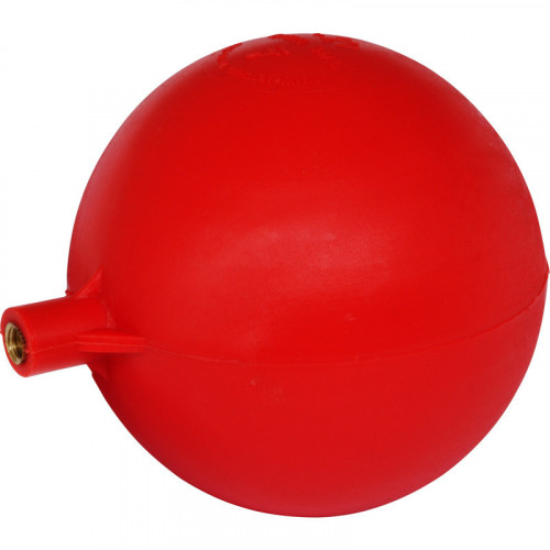 "Plastic Ball Float - 4"""