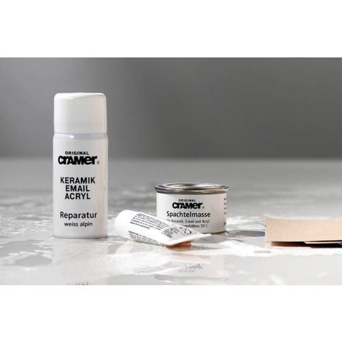 Cramer Bathroom Scratch & Chip Repair Kit - White