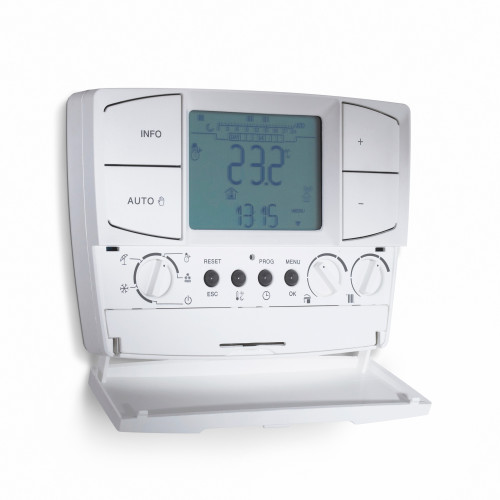 Alpha Climatic Programmable Thermostat