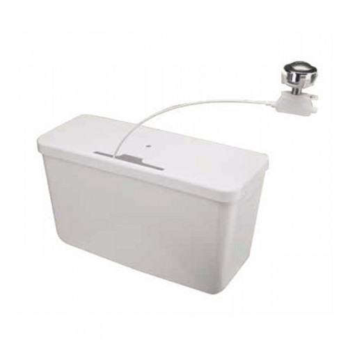 Siamp Trueflow Concealed Cistern - Bottom Inlet