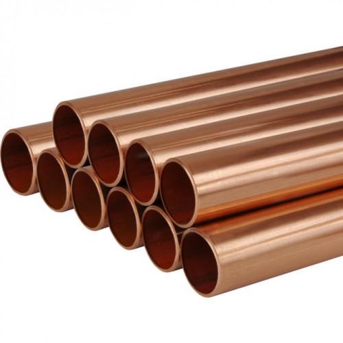 15mm Copper Pipe - 3m