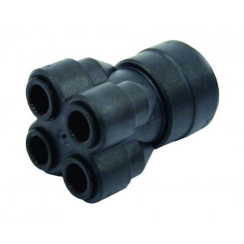 Speedfit 4 Port Manifold - 22mm