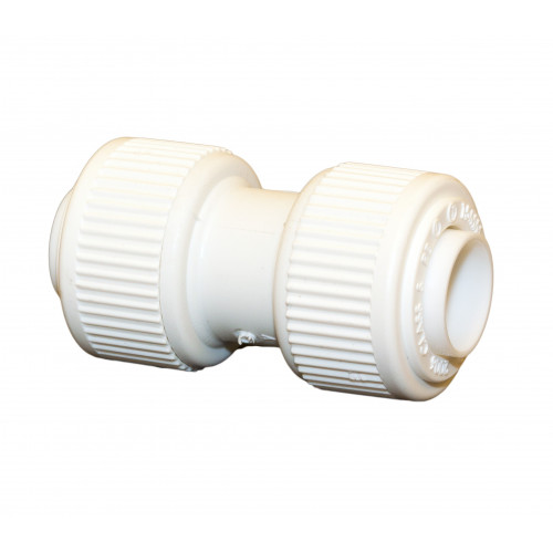 Whitespeed Straight Coupling - 15mm