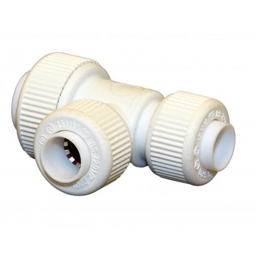 Whitespeed ReducingTee - 22mm x 15mm x 15mm