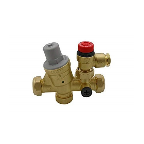 Cold Water Inlet Set - 22mm