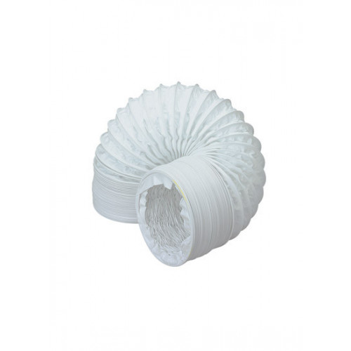 PVC Flexible Ducting Hose - 100mm x 3mtr