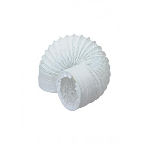 PVC Flexible Ducting Hose - 100mm x 6mtr