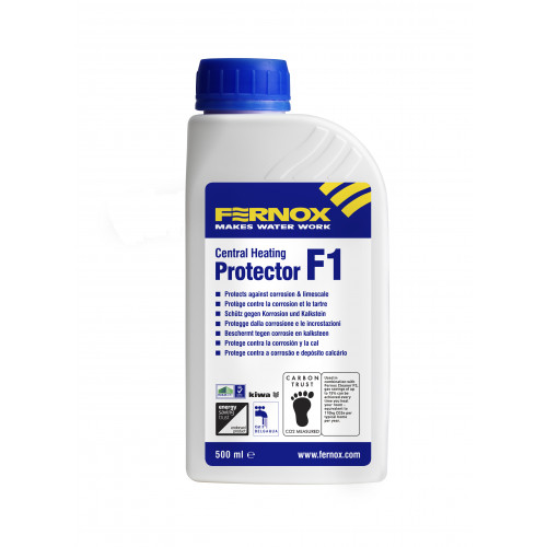 Fernox F1 Central Heating Protector - 500ml
