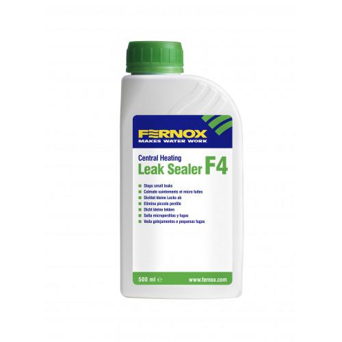 Fernox F4 Central Heating Leak Sealer - 500ml