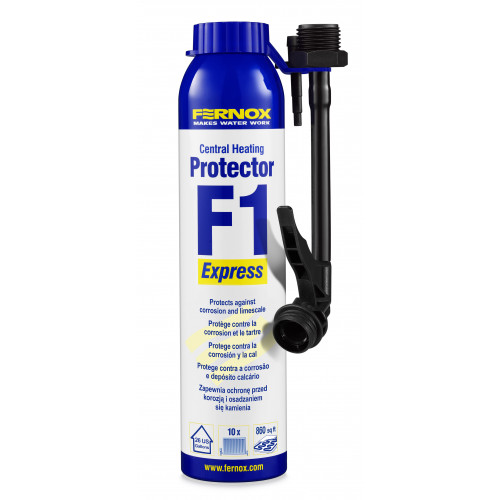 Fernox F1 Express Central Heating Protector - 265ml
