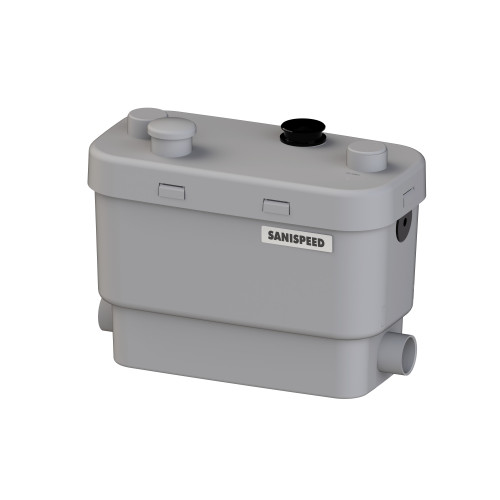 Sanispeed Plus Light Commercial Pump For Grey Water