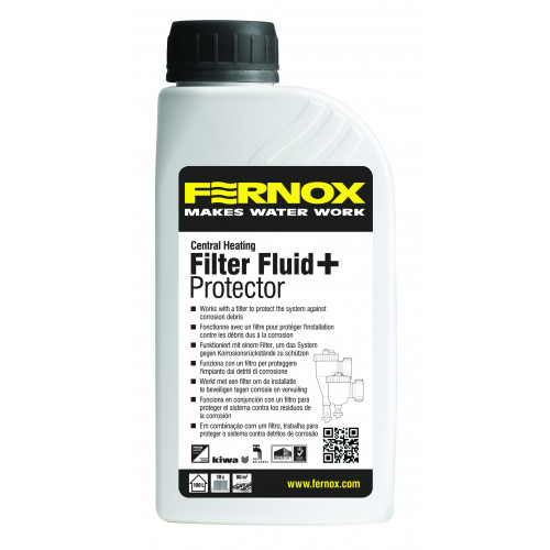 Fernox Filter Fluid+ Protector - 500ml