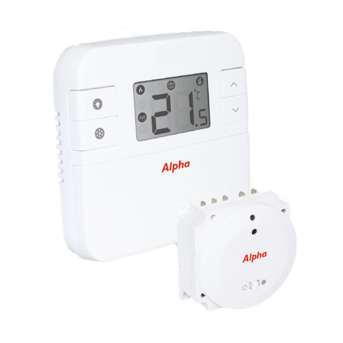 Alpha Connect Internet Thermostat