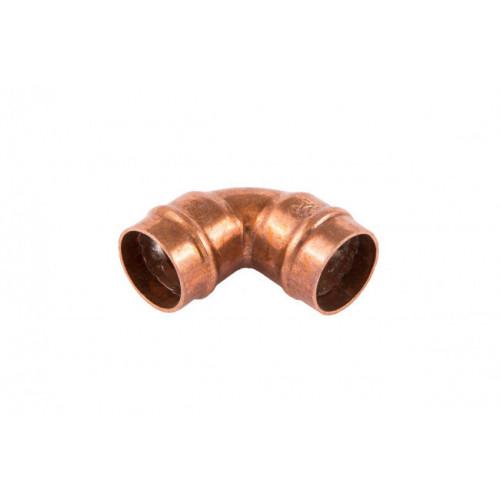 Solder Ring 90° Elbow - 8mm