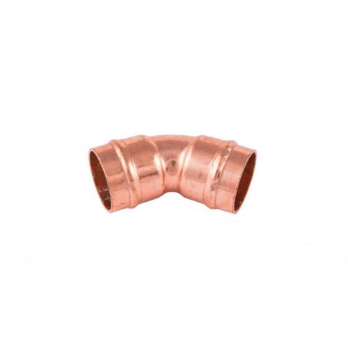 Solder Ring 45° Elbow - 22mm