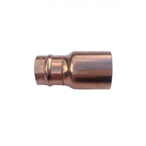 Solder Ring Fitting Reducer - 22mm x 15mm
