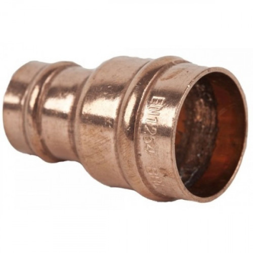 Solder Ring Reducing Coupling - 28mm x 22mm