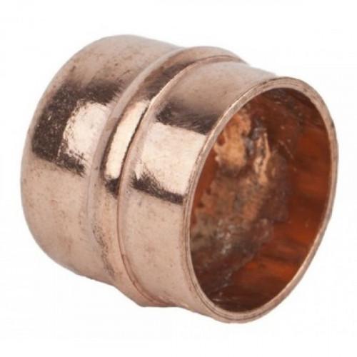 Solder Ring Stop End - 22mm