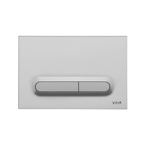 Vitra Loop T Electronic Flush Plate - Chrome