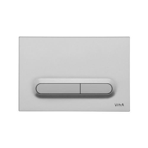 Vitra Loop T Electronic Flush Plate - Chrome