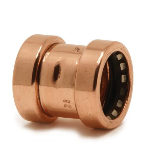 Tectite Sprint Straight Coupling - 15mm