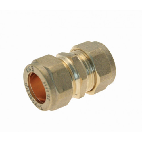 Compression Coupling - 15mm