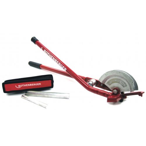 Rothenberger Multibender Pipe Bender + Guides - 15 - 22mm