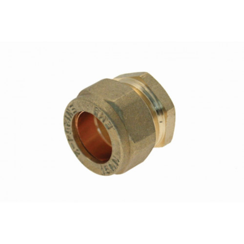 Compression Stop End - 15mm
