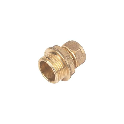 """Compression Male Coupling - 15mm x ¾"""""""