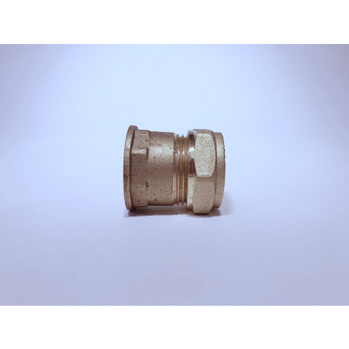 """Compression Female Coupling - 22mm x ¾"""""""
