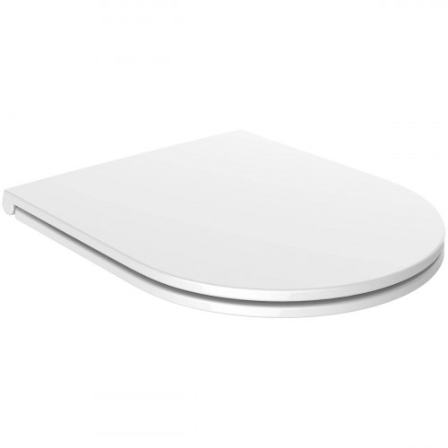 Euroshowers Middle D Slim Toilet Seat