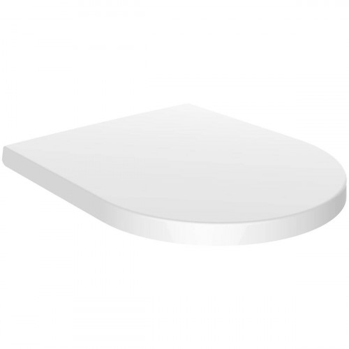 Euroshowers Middle D Style Toilet Seat