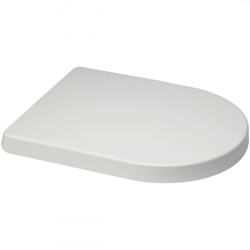 Euroshowers Long D One Toilet Seat